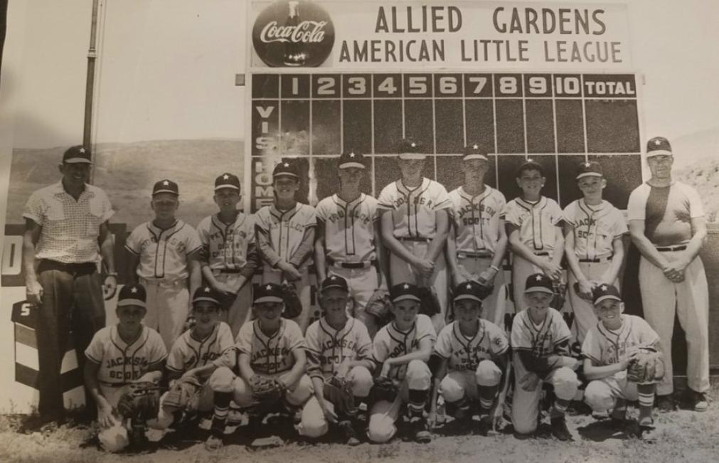 Allied Gardens Little League