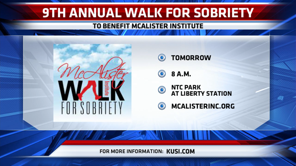 9th Annual Walk For Sobriety