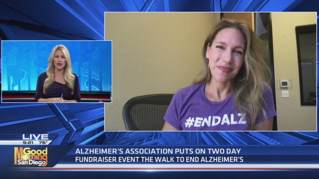 Walking To End Alzheimer's Sat. Sept. 25 & Sat. October 9
