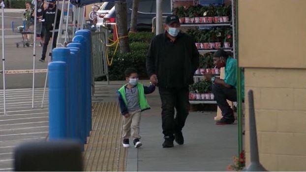 Children Masked