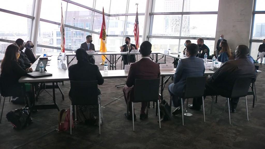Hate Crime Roundtable