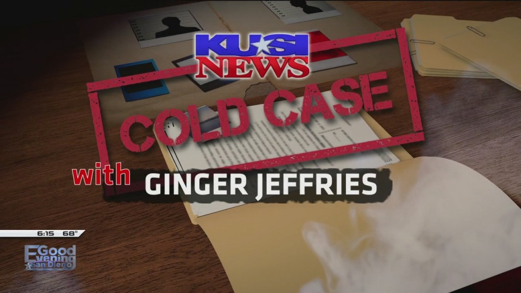 Cold Cases In San Diego With Ginger Jeffries