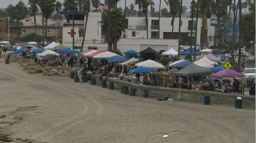 Ocean Beach Open Market