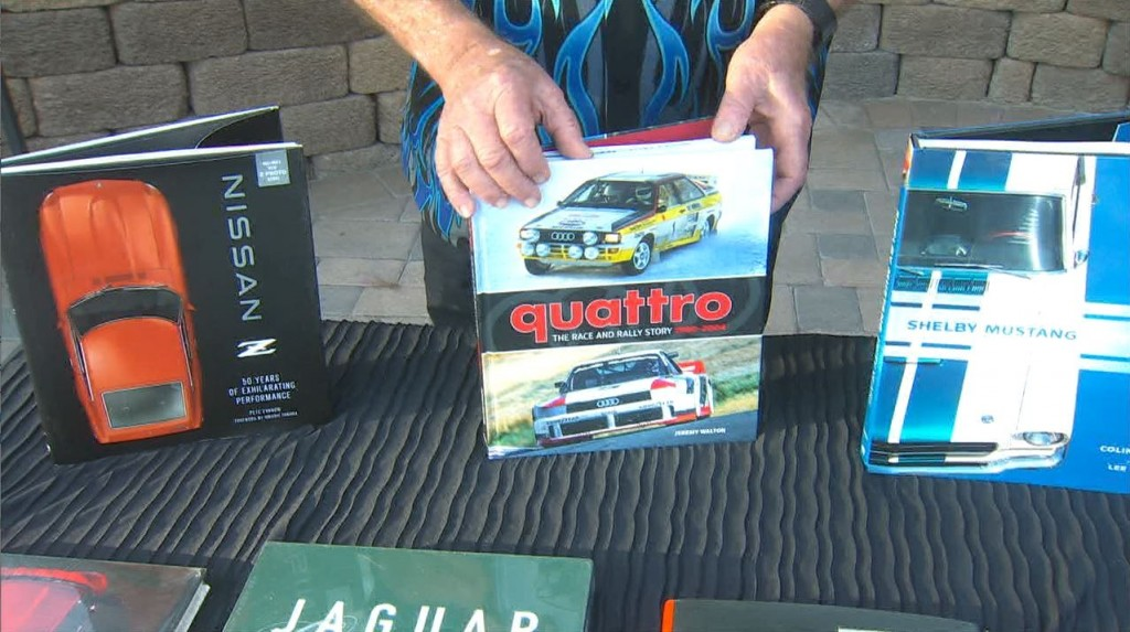 Coffee Table Books For Gearheads