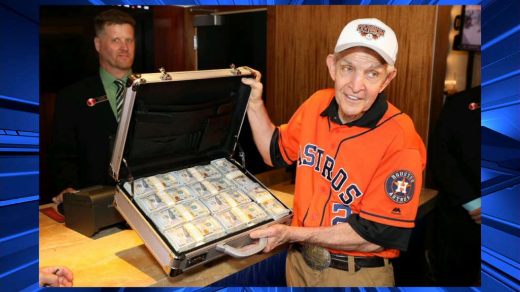 Mattress Mack To Recieve $35.6 Million Payout If Houston Astros Win The 2021 World Series
