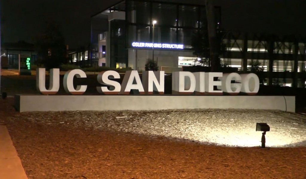 Uc San Diego Outside