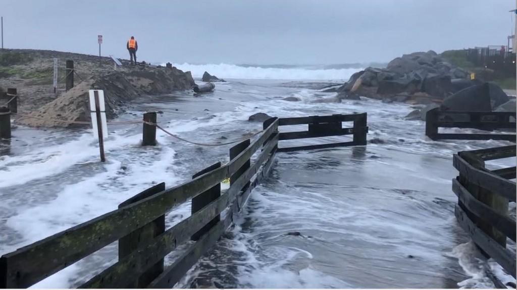 Imperial Beach Flooding