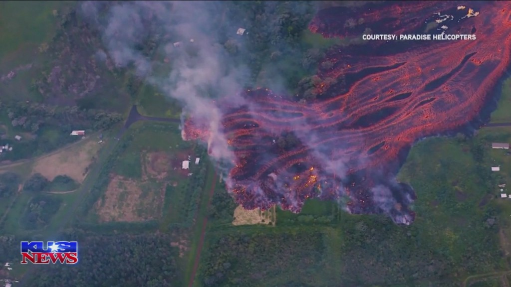 World Of Wonder: Hawaii's Kilauea Volcano