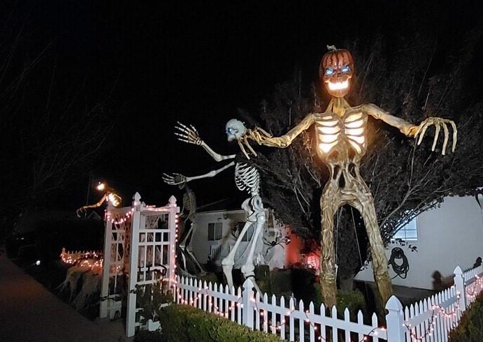 Halloween House 1