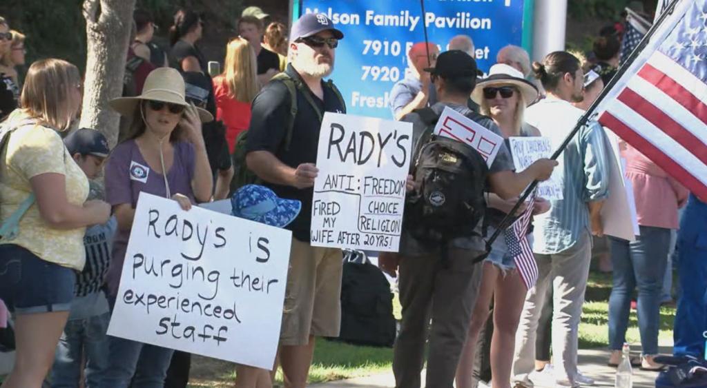 Radys Protest