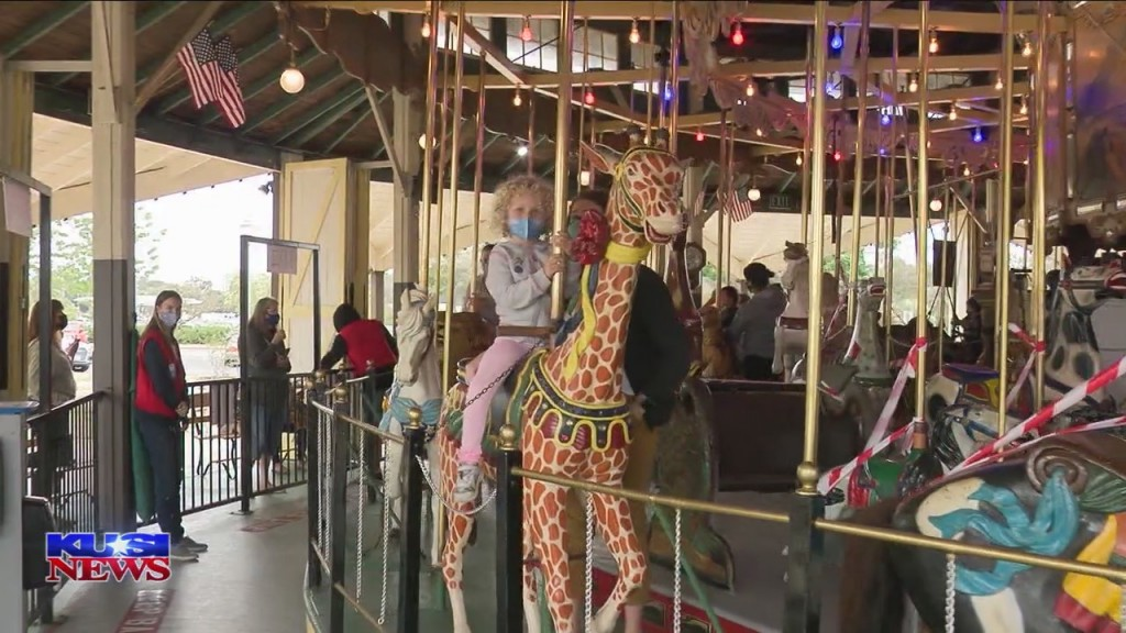 World Of Wonder: The Balboa Park Carousel