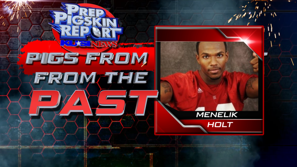 Pig From The Past Menelik Holt