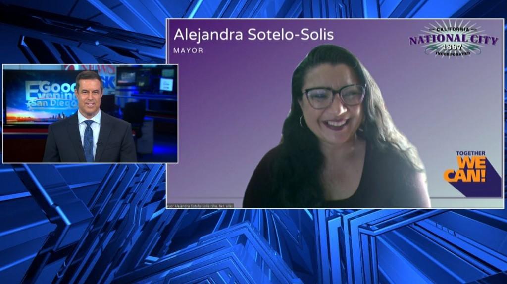 Mayor Alejandra Sotelo Solis 9