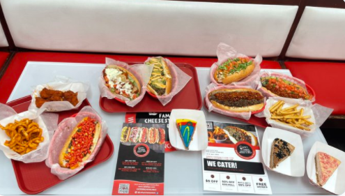 Lefty's Famous Cheesesteaks Officially Opens In The Gaslamp Quarter