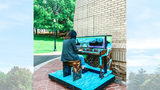 Sweet song of summer: Pianos installed in Riverfront Park