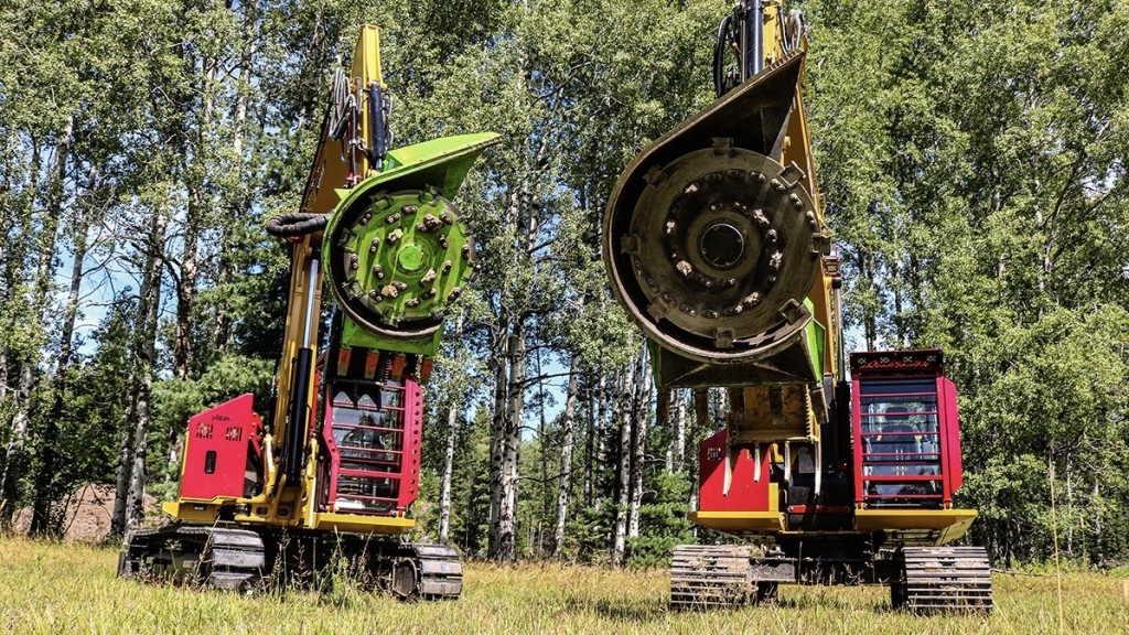 Advanced Forest Equipment