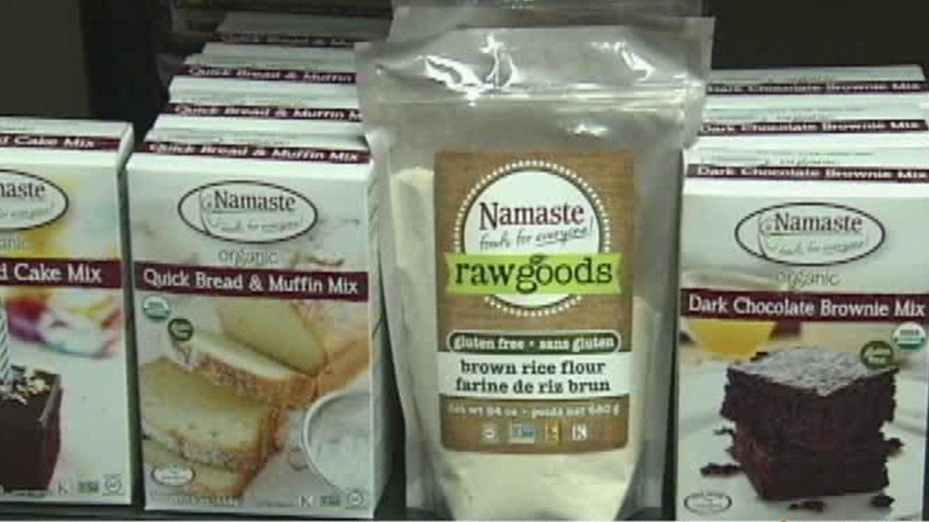 Namaste Foods makes gluten free and healthy foods right here in the Inland Northwest