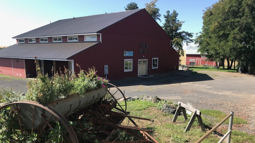 Big Barn Brewery makes a variety of beer in Green Bluff.