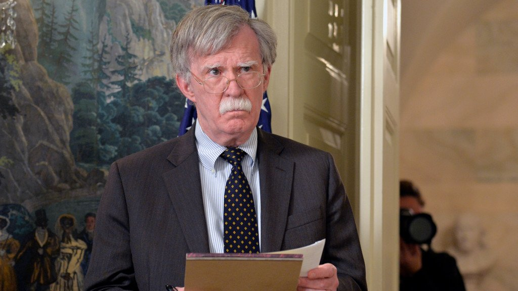 Sept. 10, 2019: National Security Advisor John Bolton is fired. The Washington Post would later report that sources said he was one of several officials who urged Trump to release aid to Ukraine.
