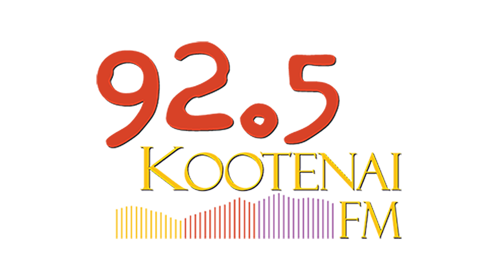 Kootenai FM logo on white background
