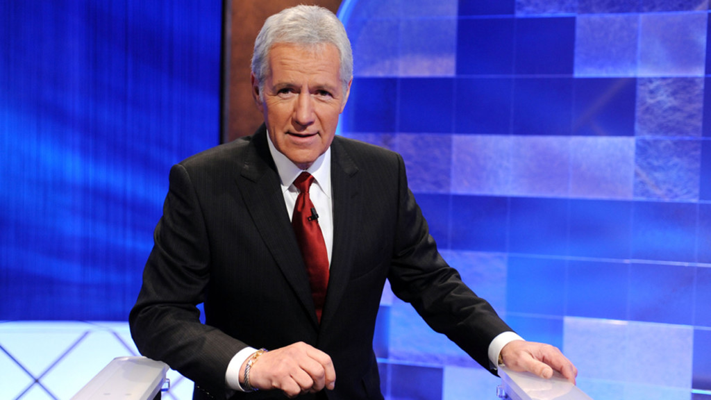 Jeopardy! host Alex Trebek said he has rehearsed his final show.