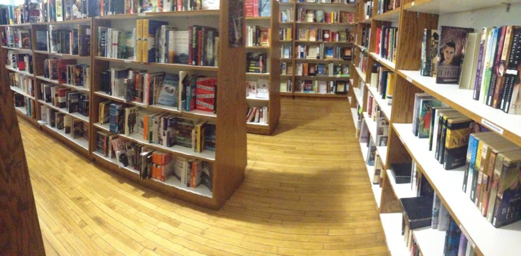 Auntie's Bookstore in Downtown Spokane
