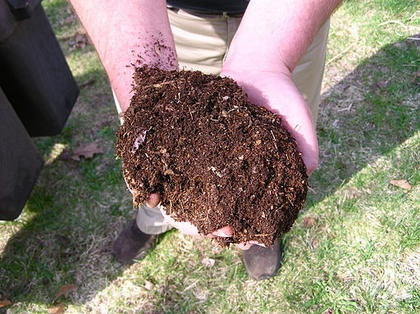 Master compost at the 36th semi-annual Compost Fair