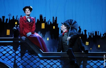 """Mary Poppins"" Lands In Spokane"