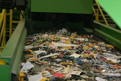 Spokane recycling rates on the rise