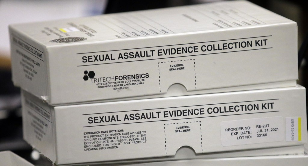 Washington crime lab sees increase in sexual assault kits, backlog