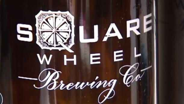 Square Wheel brewing can be found inside Arbor Crest Winery.