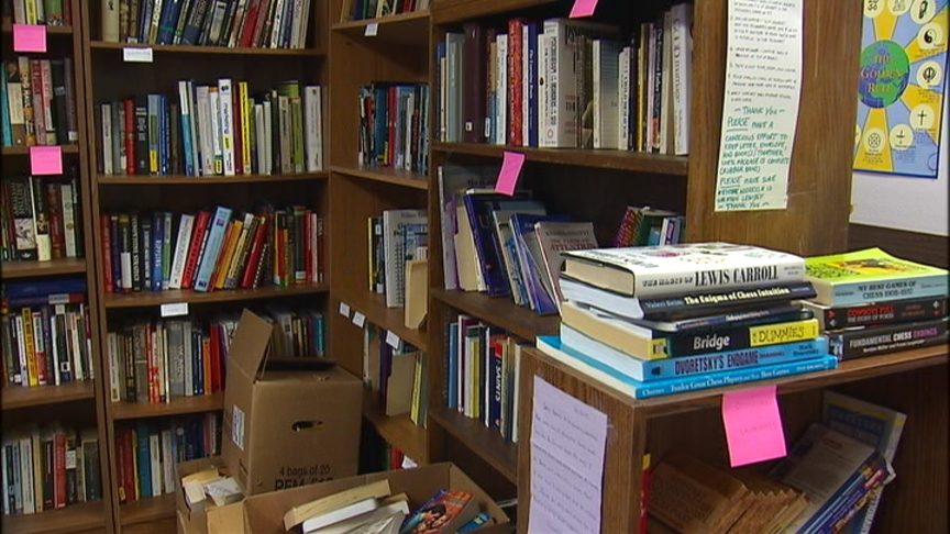 WA Dept. of Corrections to no longer allow nonprofit book donations