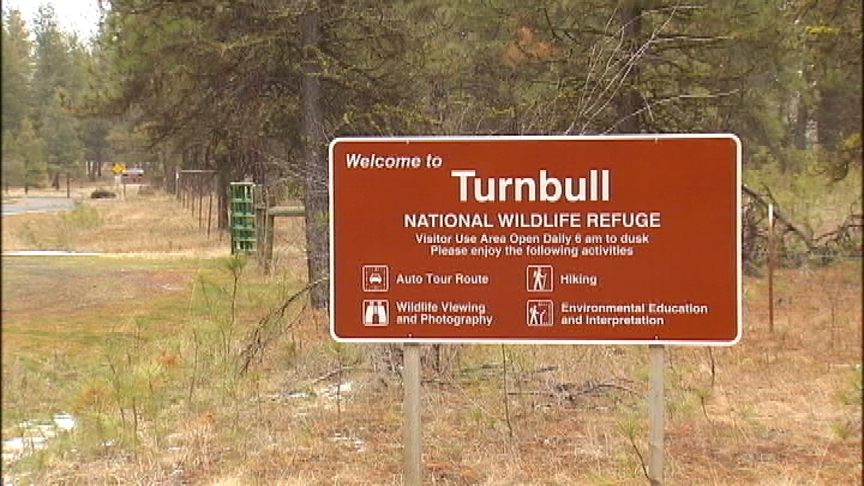 Turnbull National Wildlife Refuge impacted by partial government shutdown
