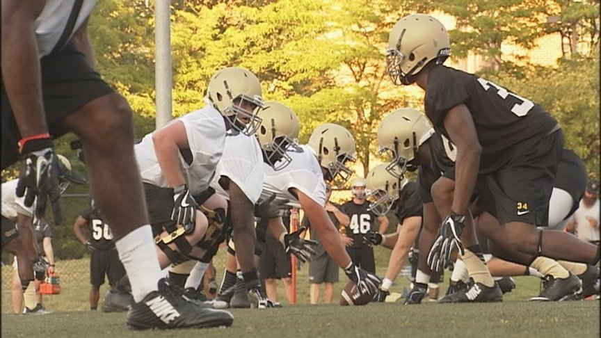 Vandals eye bowl game as they kick off fall camp