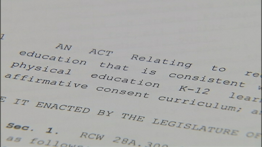 Bill requiring all public schools to offer sex education K-12 moves to state house