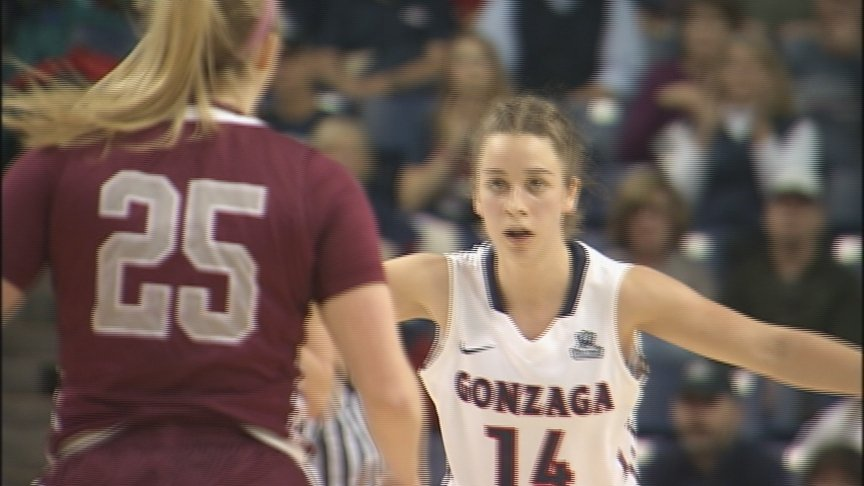 Zags hold Broncos to 15 second-half points in 51-39 win