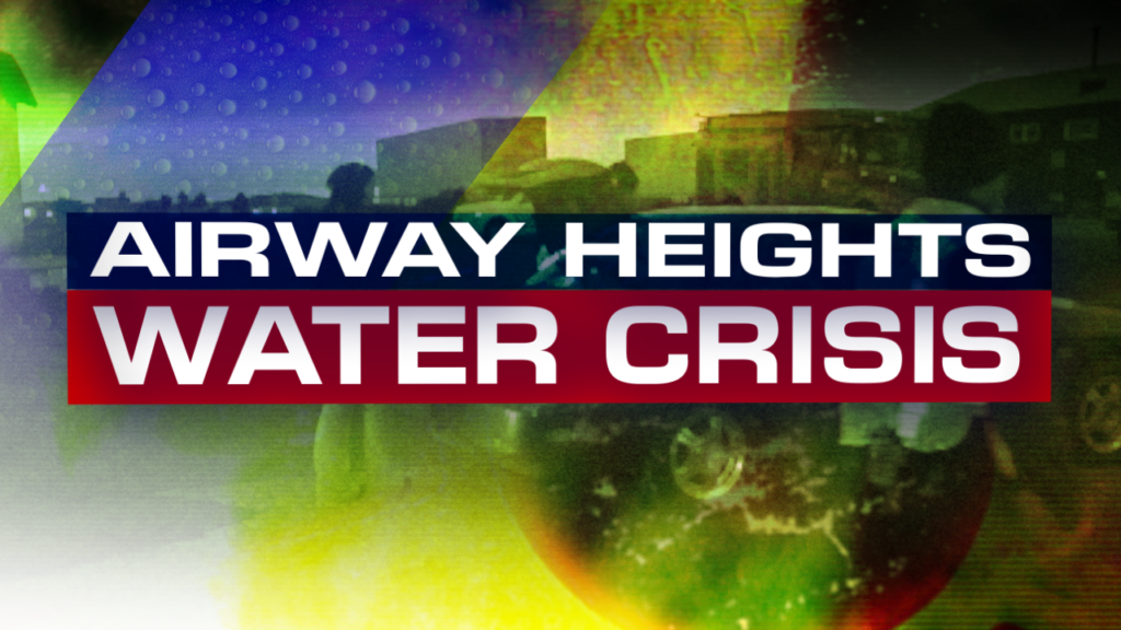 Affected residential wells in Airway Heights to get water filtration systems