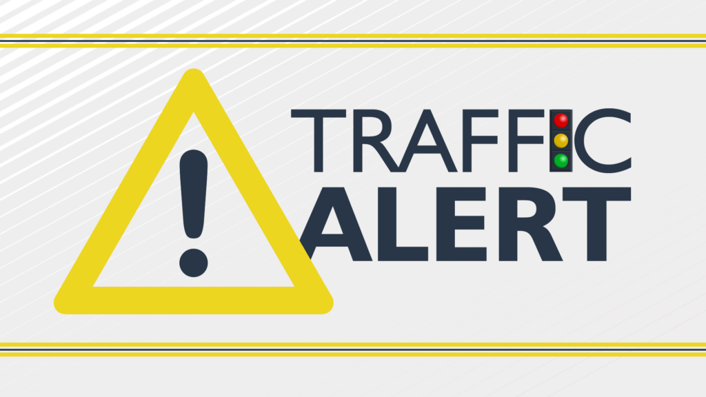 Traffic Alert graphic
