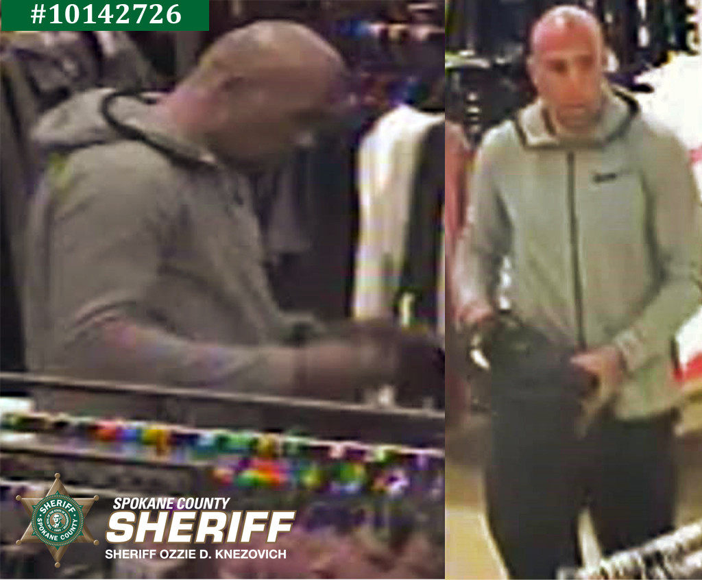 Detectives need help identifying man who tried to rob Spokane Valley Macy's