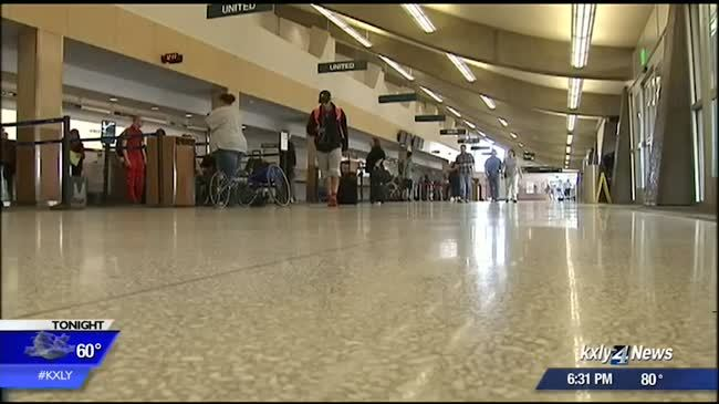 Spokane airport warns flights to Seattle may be delayed