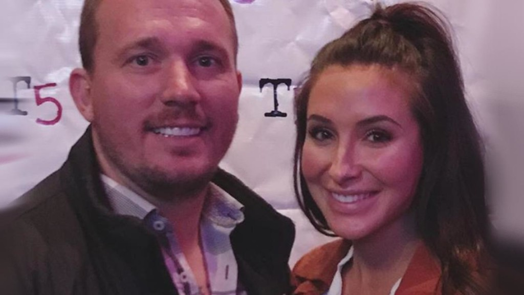 Bristol Palin and her husband call it quits.