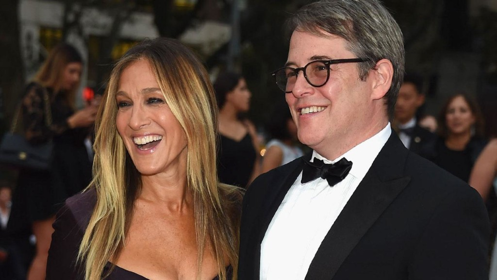 Sarah Jessica Parker's 20 year marriage secrets