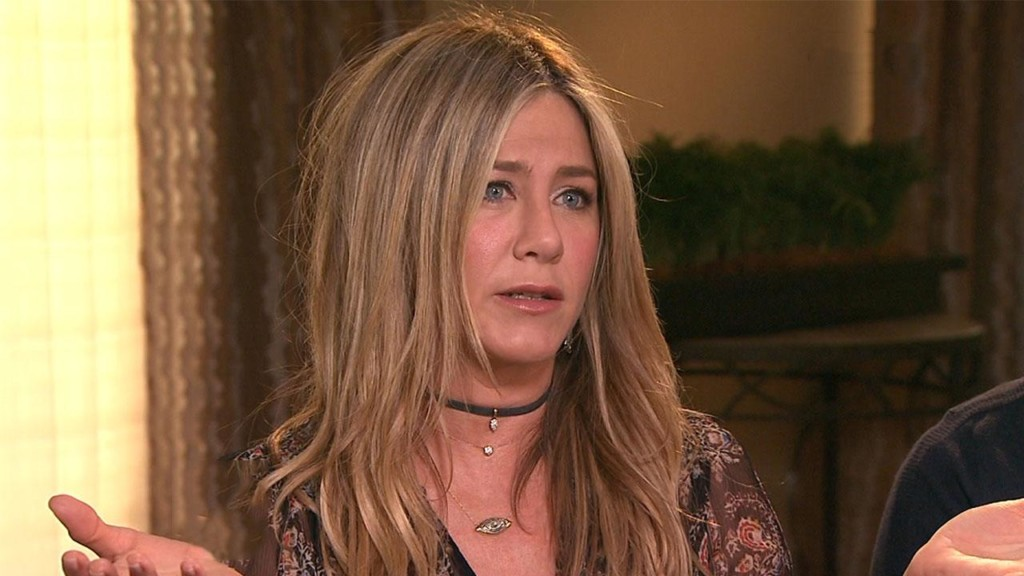 How Jennifer Aniston handles tabloid fixation on her personal life