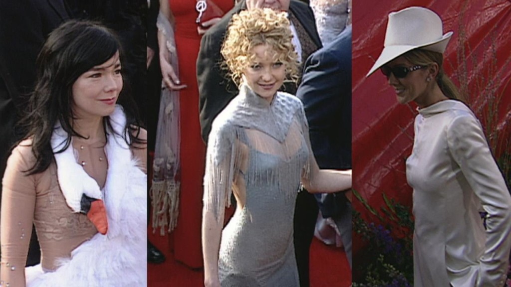 Most daring Oscar fashions of all time