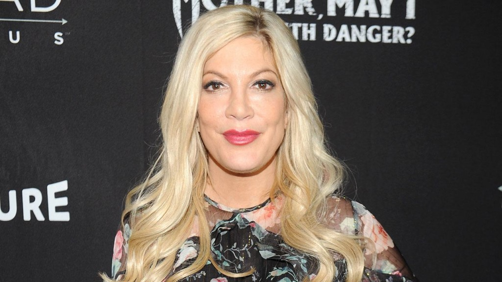 Police called to Tori Spelling's home for mental illness check