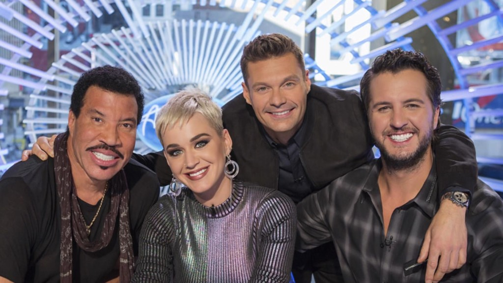 American Idol judges gush over Ryan Seacrest amid harassment allegations