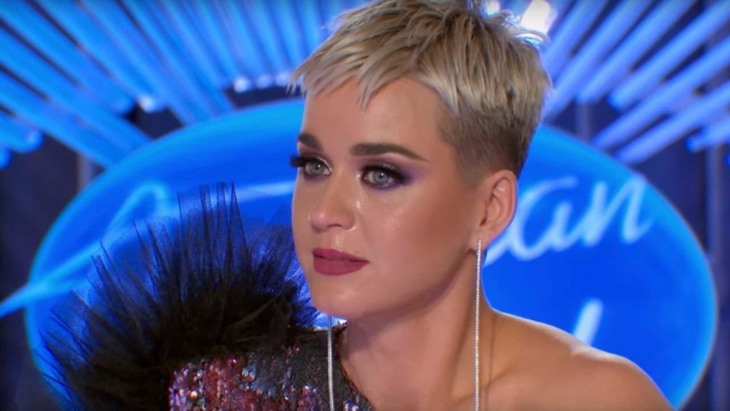 Watch Katy Perry cry during emotional American Idol audition