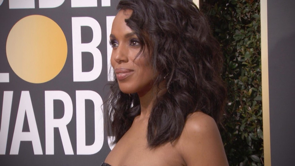 Kerry Washington channels Oprah and gives crew a major wrap gift