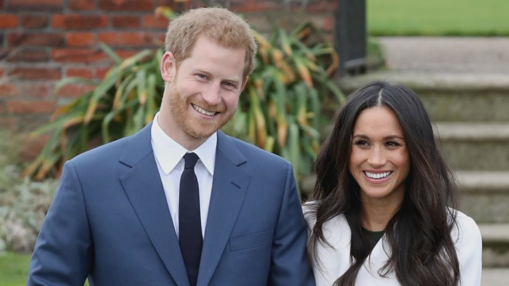 """Prince Harry is """"very keen"""" to start a family with Meghan Markle"""