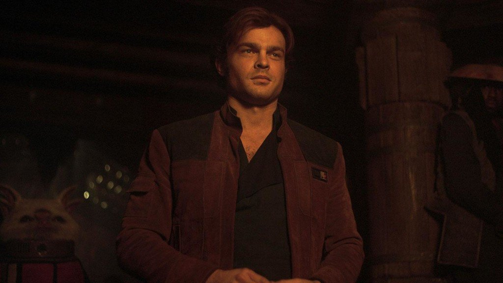 'Solo: A Star Wars Story' debuts first full-length trailer